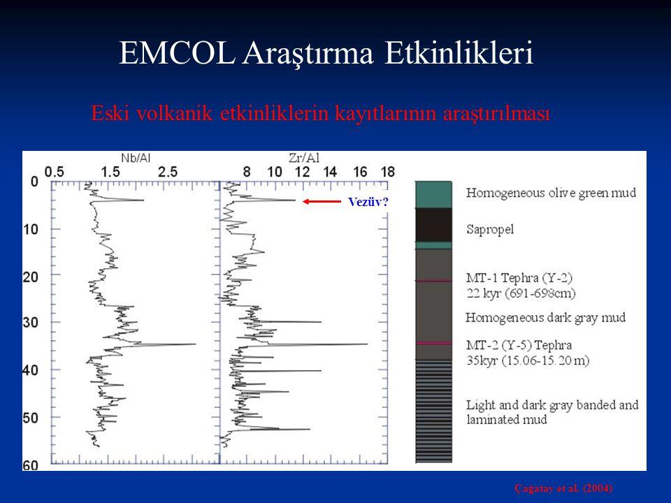 EMCOL Araştırma Etkinlikleri