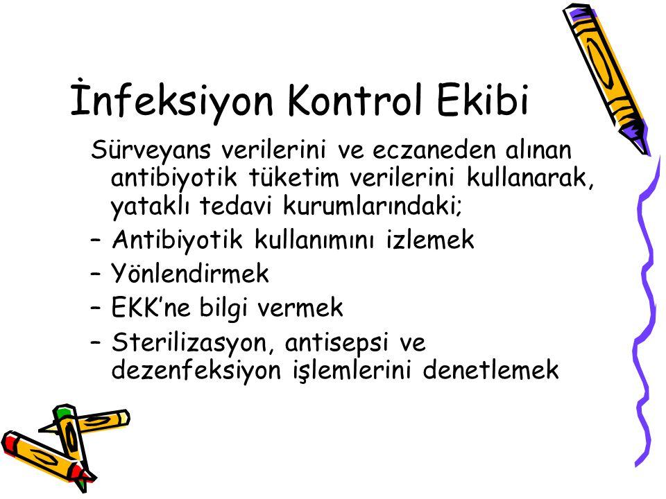 İnfeksiyon Kontrol Ekibi