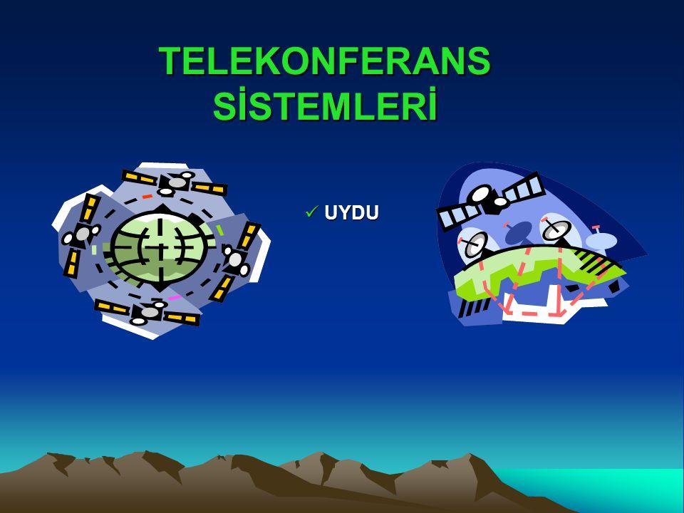TELEKONFERANS SİSTEMLERİ