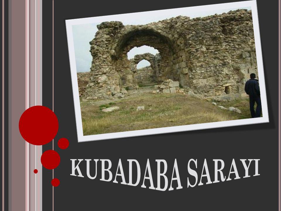 KUBADABA SARAYI