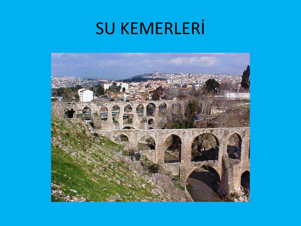 SU KEMERLERİ