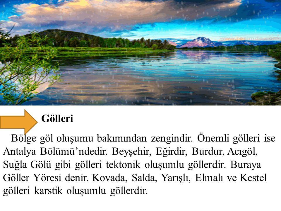 Gölleri