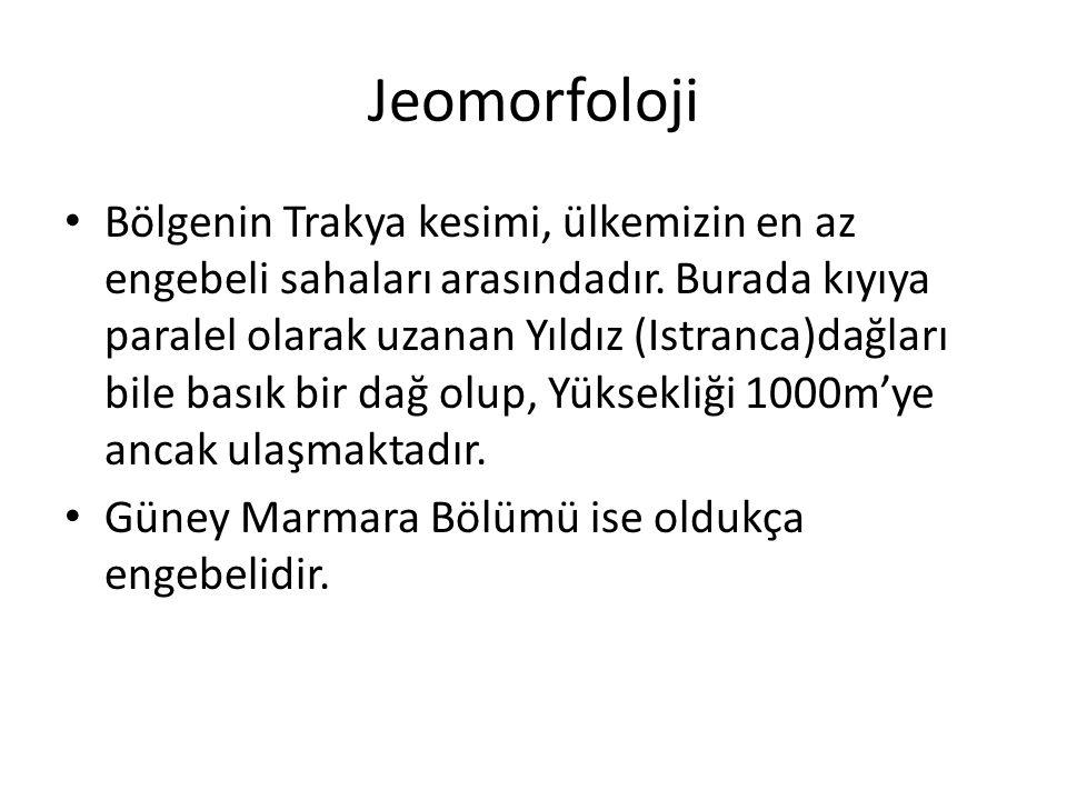 Jeomorfoloji