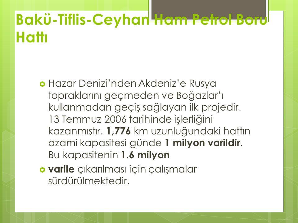 Bakü-Tiflis-Ceyhan Ham Petrol Boru Hattı