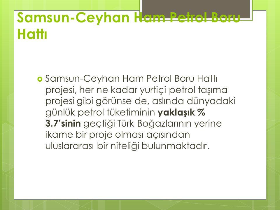 Samsun-Ceyhan Ham Petrol Boru Hattı