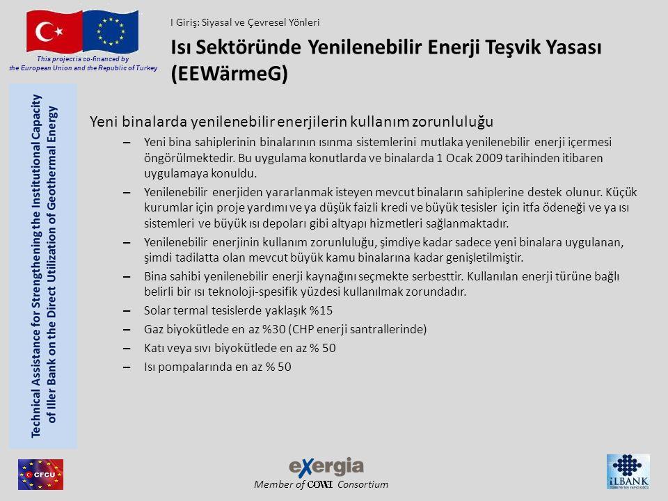 Isı Sektöründe Yenilenebilir Enerji Teşvik Yasası (EEWärmeG)