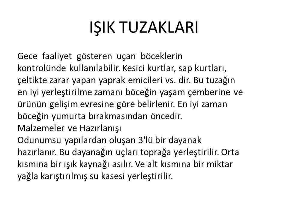 IŞIK TUZAKLARI