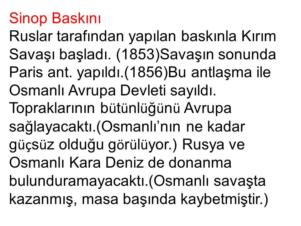 Sinop Baskını