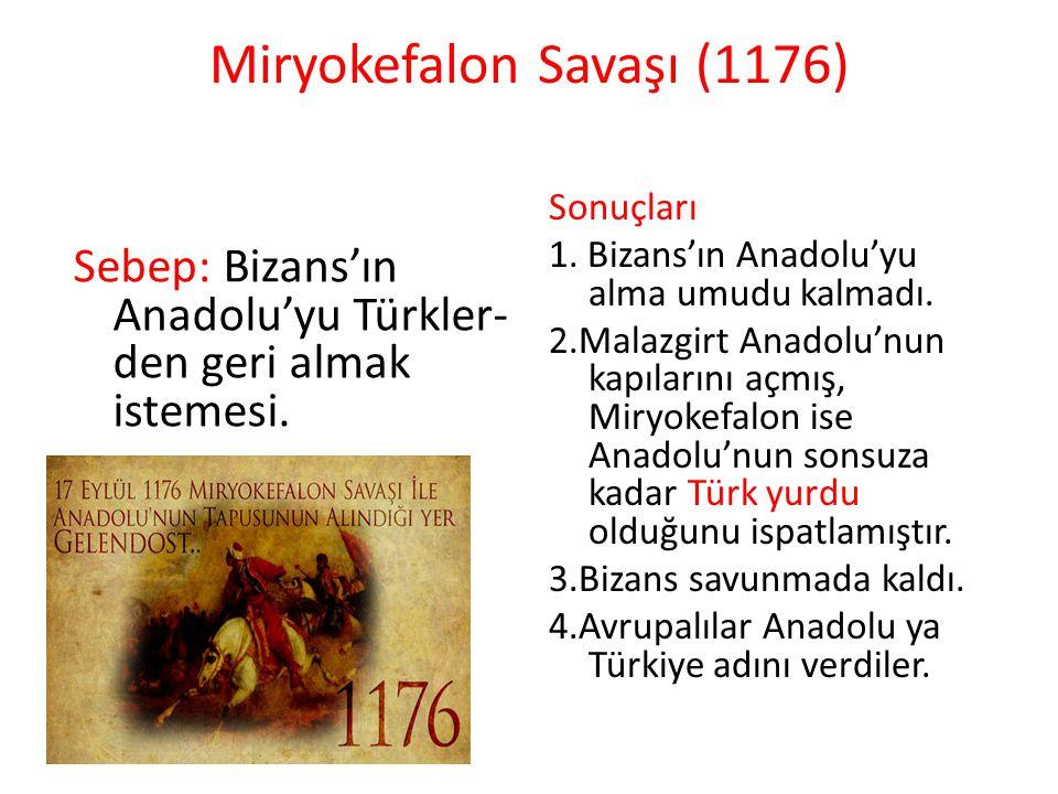 Miryokefalon Savaşı (1176)