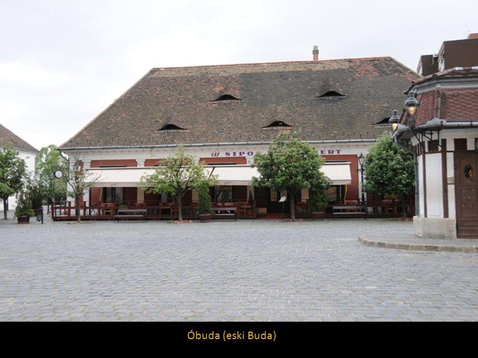 Óbuda (eski Buda)