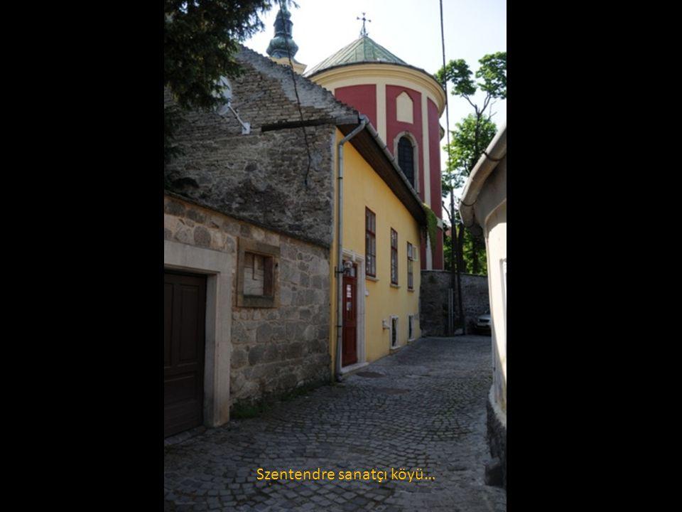 Szentendre sanatçı köyü…