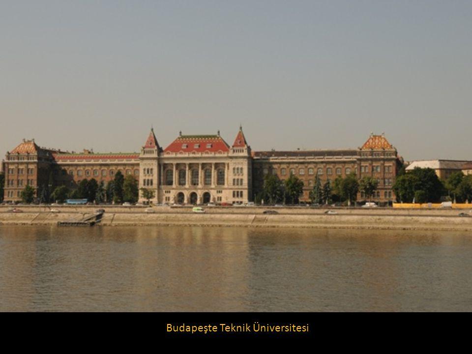 Budapeşte Teknik Üniversitesi