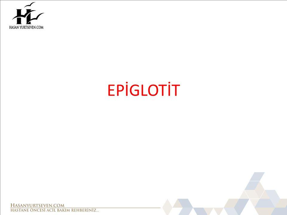 EPİGLOTİT 8