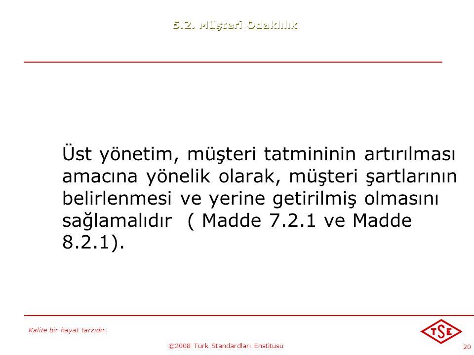 ©2008 Türk Standardları Enstitüsü