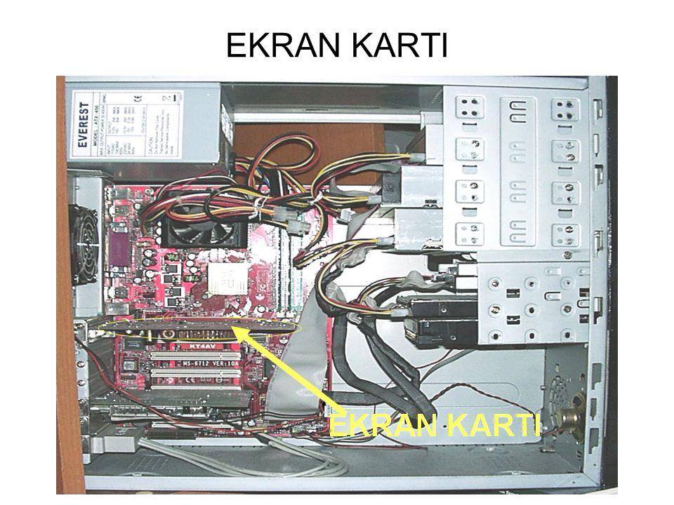 EKRAN KARTI