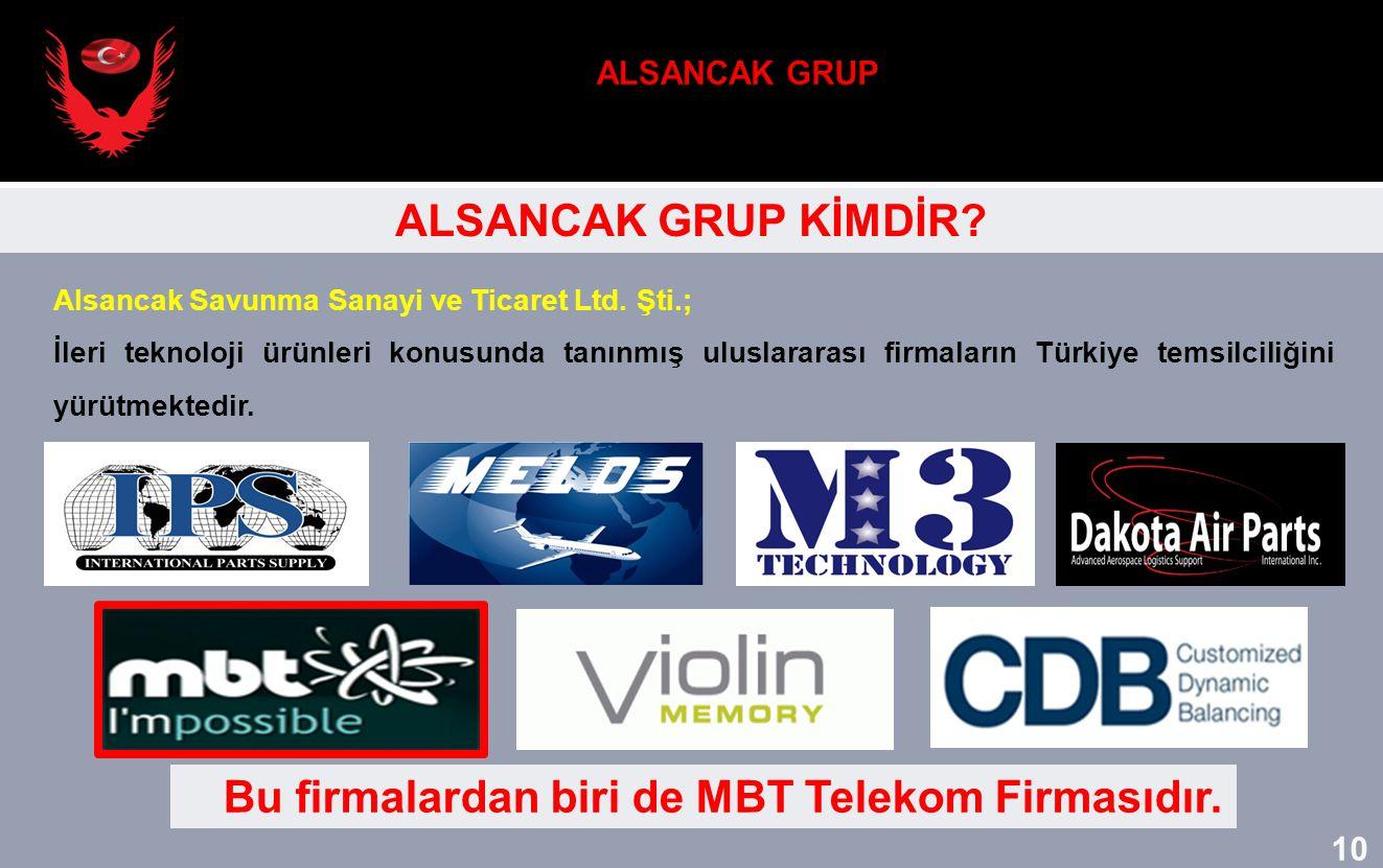 Bu firmalardan biri de MBT Telekom Firmasıdır.