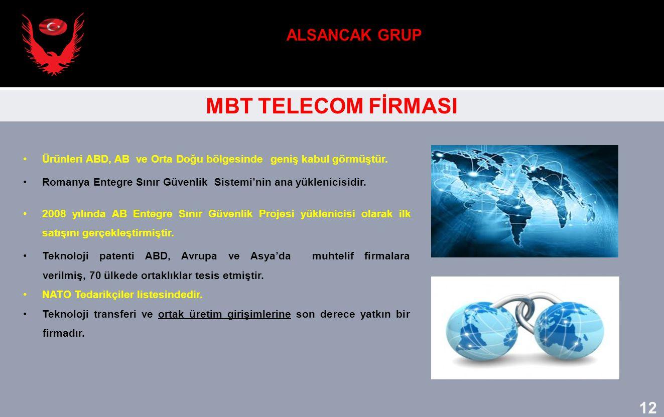 ALSANCAK GRUP MBT TELECOM FİRMASI 12