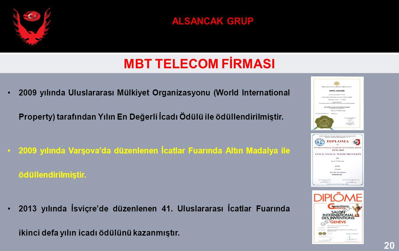 ALSANCAK GRUP MBT TELECOM FİRMASI 20