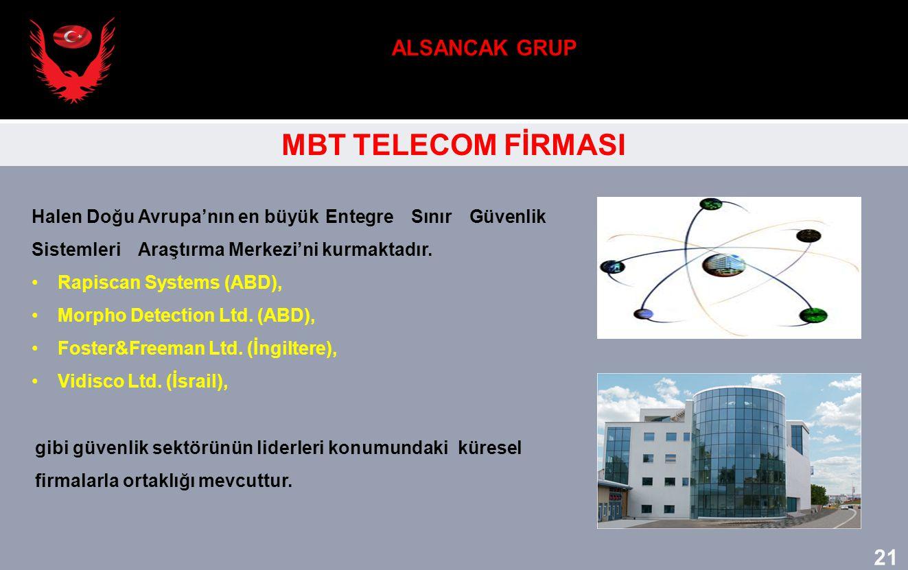 ALSANCAK GRUP MBT TELECOM FİRMASI 21