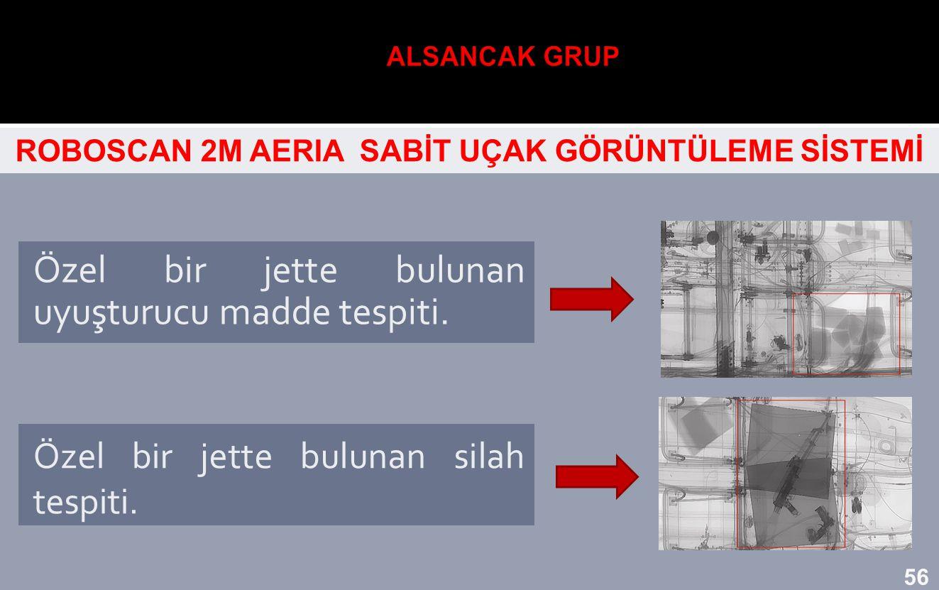 ROBOSCAN 2M AERIA SABİT UÇAK GÖRÜNTÜLEME SİSTEMİ