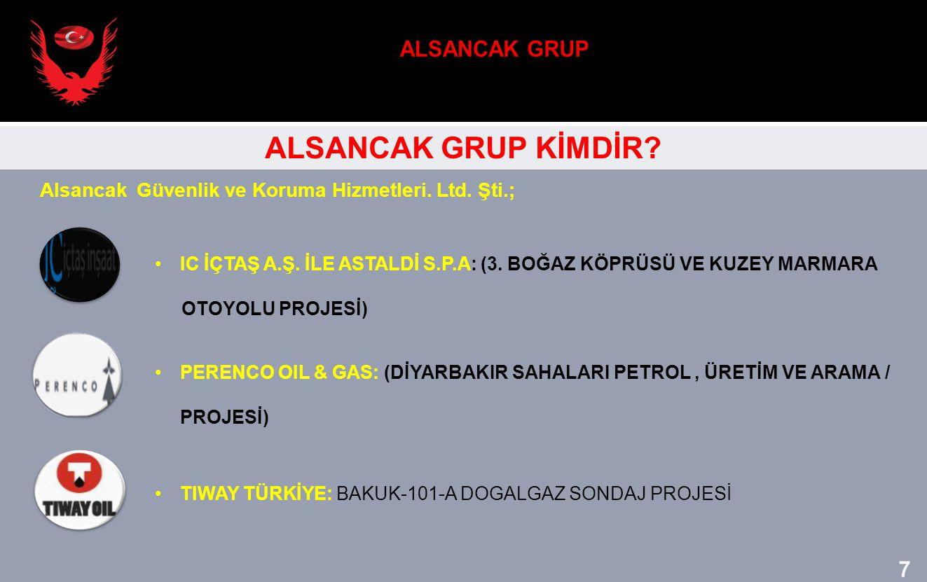 ALSANCAK GRUP ALSANCAK GRUP KİMDİR 7 7