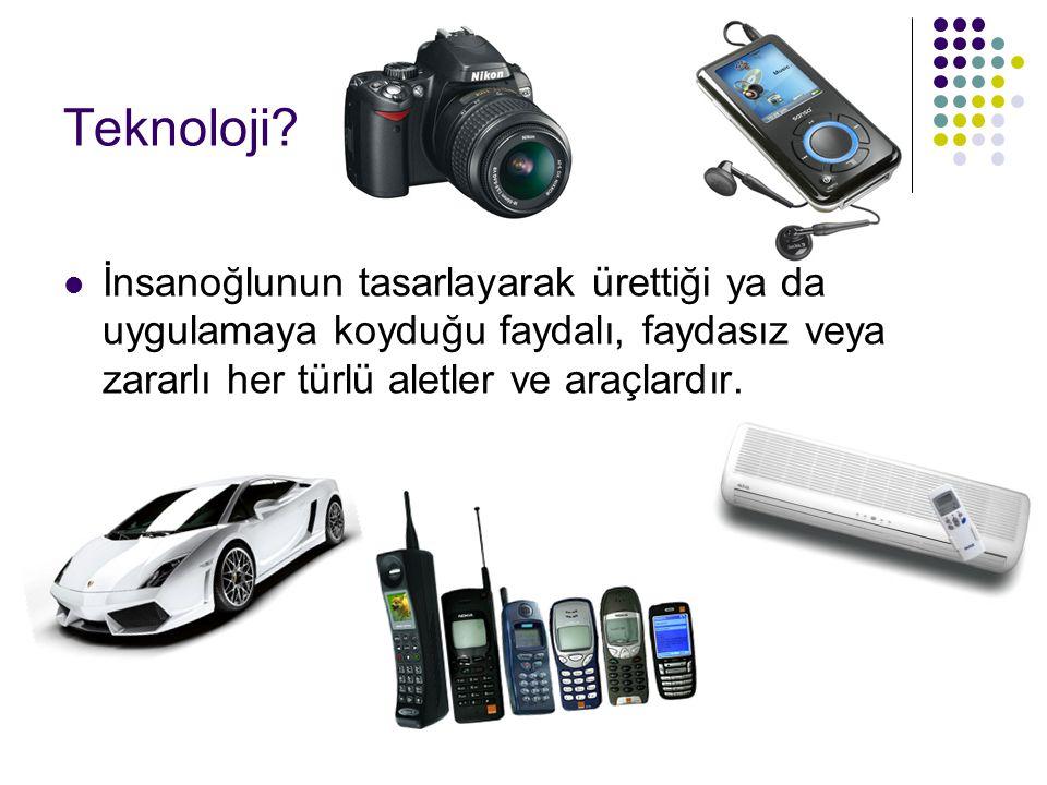 Teknoloji.
