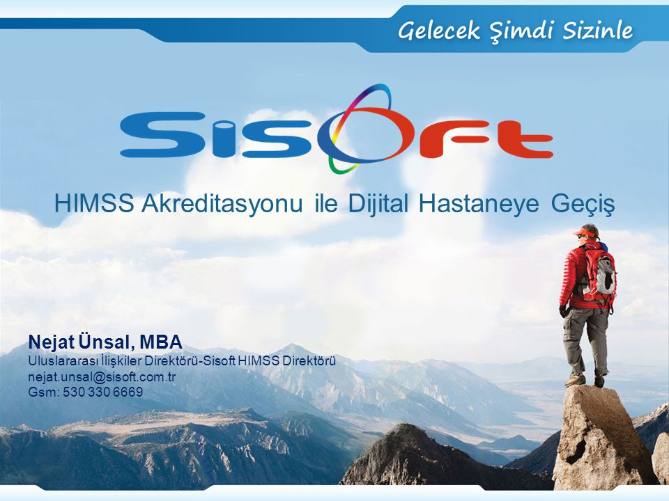 HIMSS Akreditasyonu ile Dijital Hastaneye Geçiş
