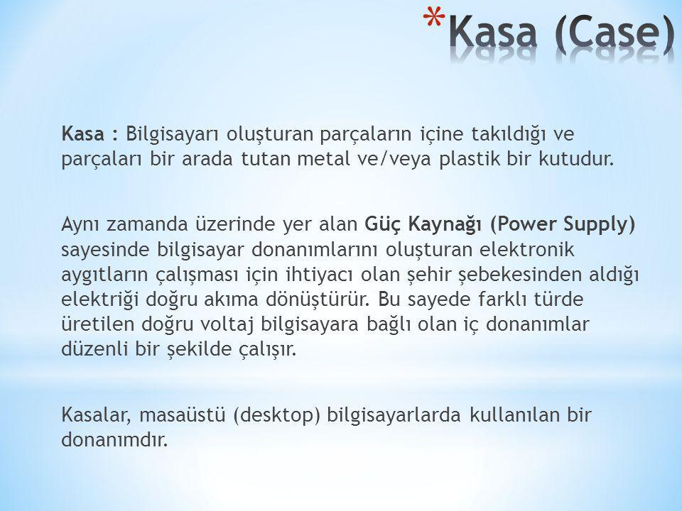 Kasa (Case)