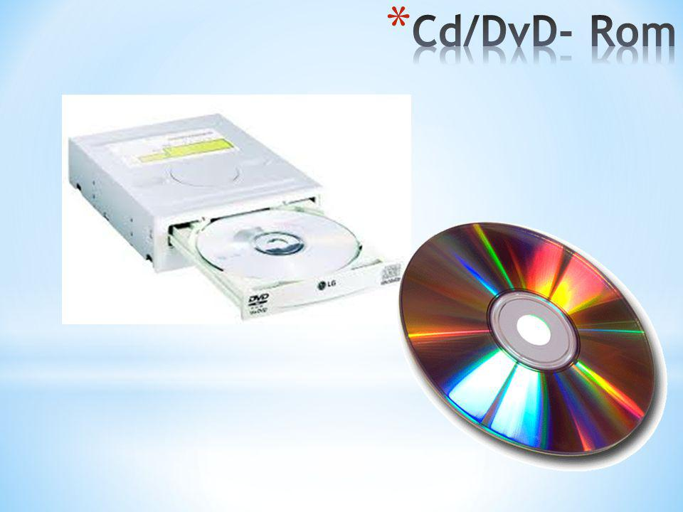 Cd/DvD- Rom