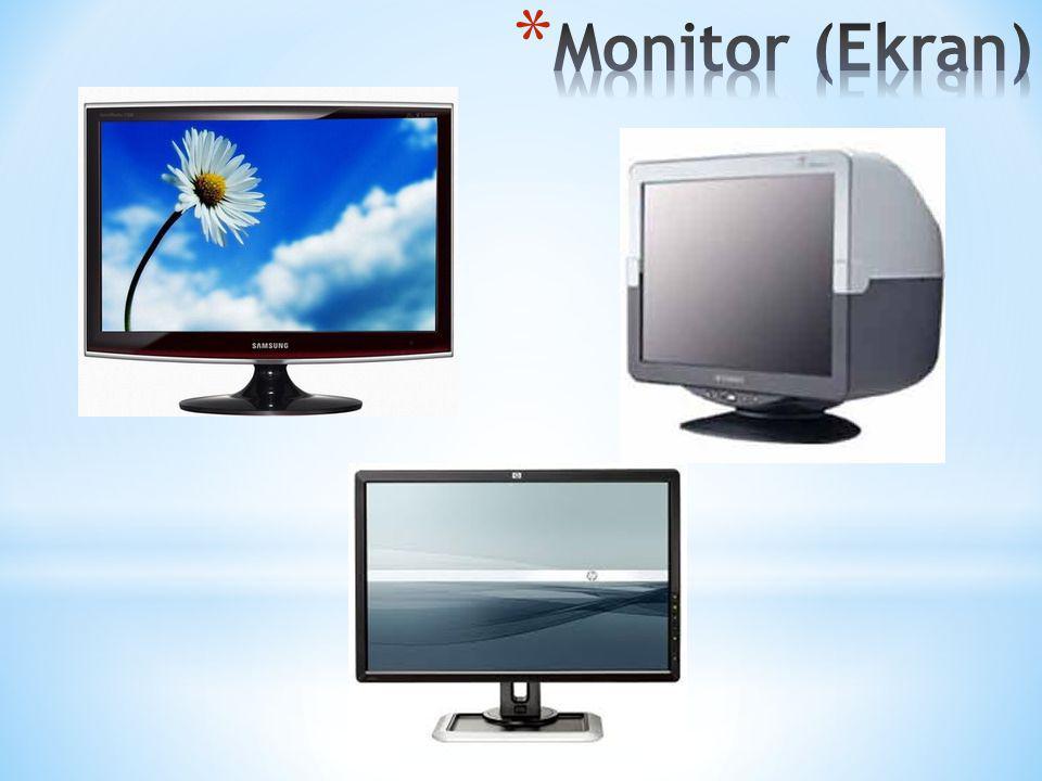 Monitor (Ekran)