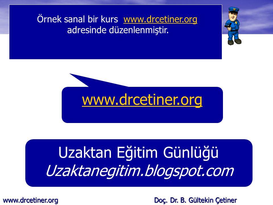 Uzaktan Eğitim Günlüğü Uzaktanegitim.blogspot.com