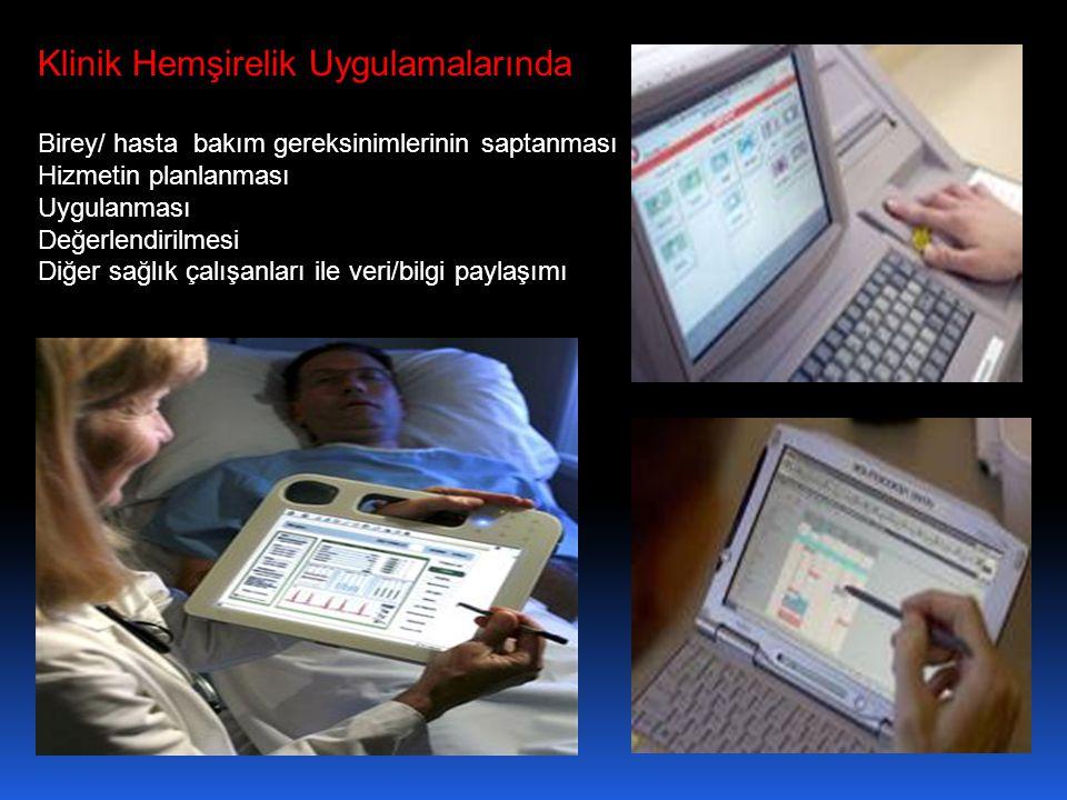 Klinik Hemşirelik Uygulamalarında