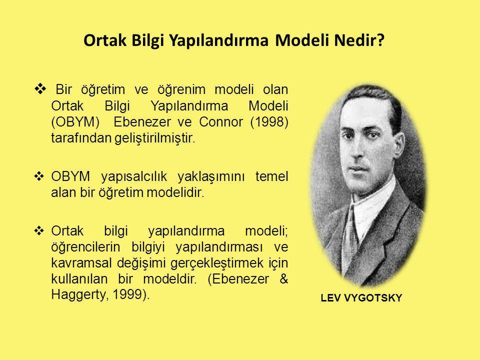 Ortak Bilgi Yapılandırma Modeli Nedir