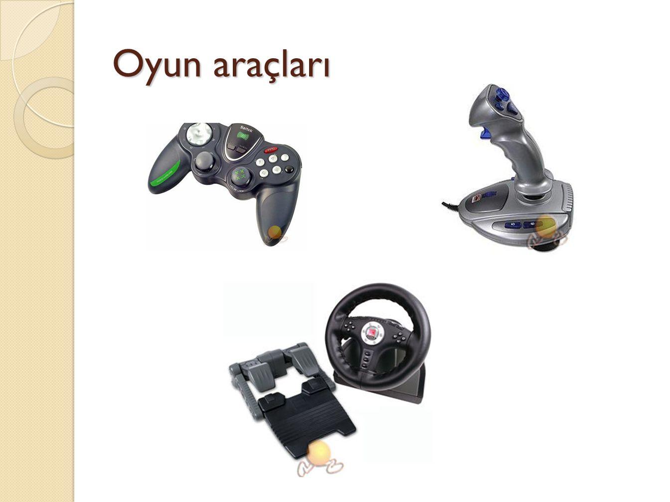 Oyun araçları