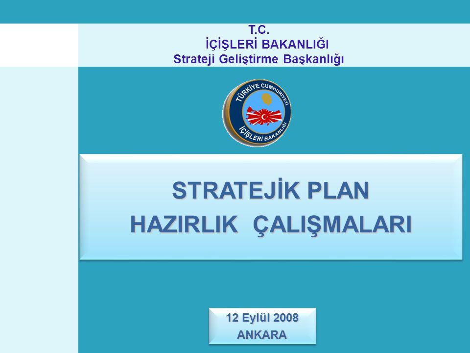 Strateji Geliştirme Başkanlığı