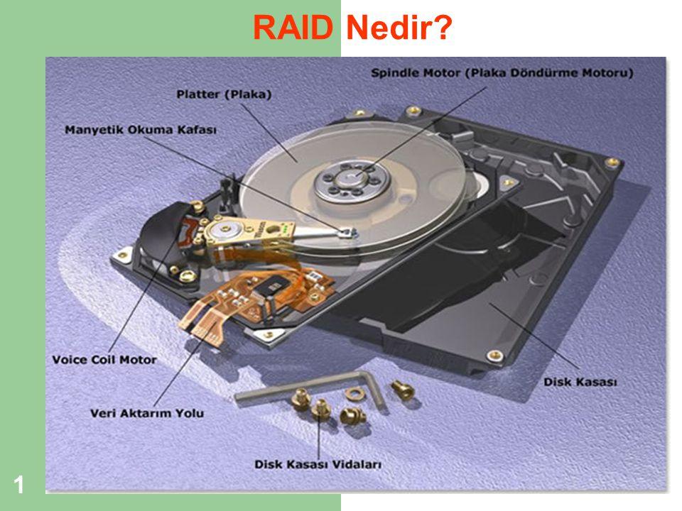 RAID Nedir