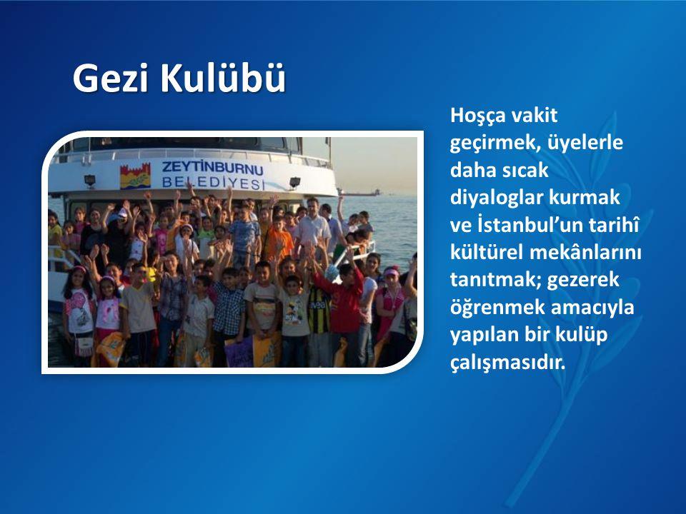 Gezi Kulübü