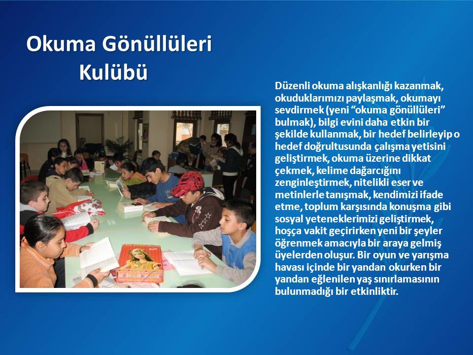 Okuma Gönüllüleri Kulübü