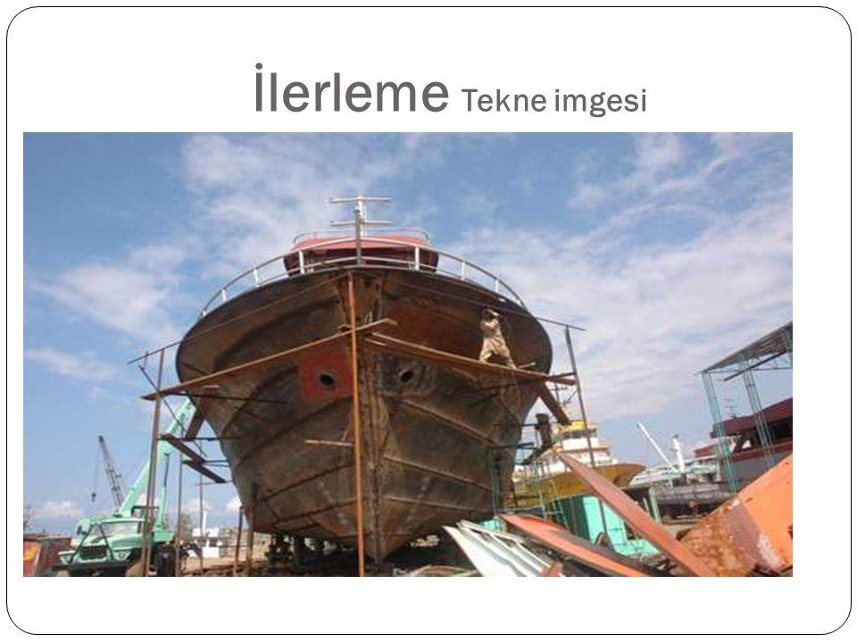 İlerleme Tekne imgesi Bilimin gelişimi denizdeki gemini inşasına benzer . Devamlılık. Sürekli yeniden inşacılık.