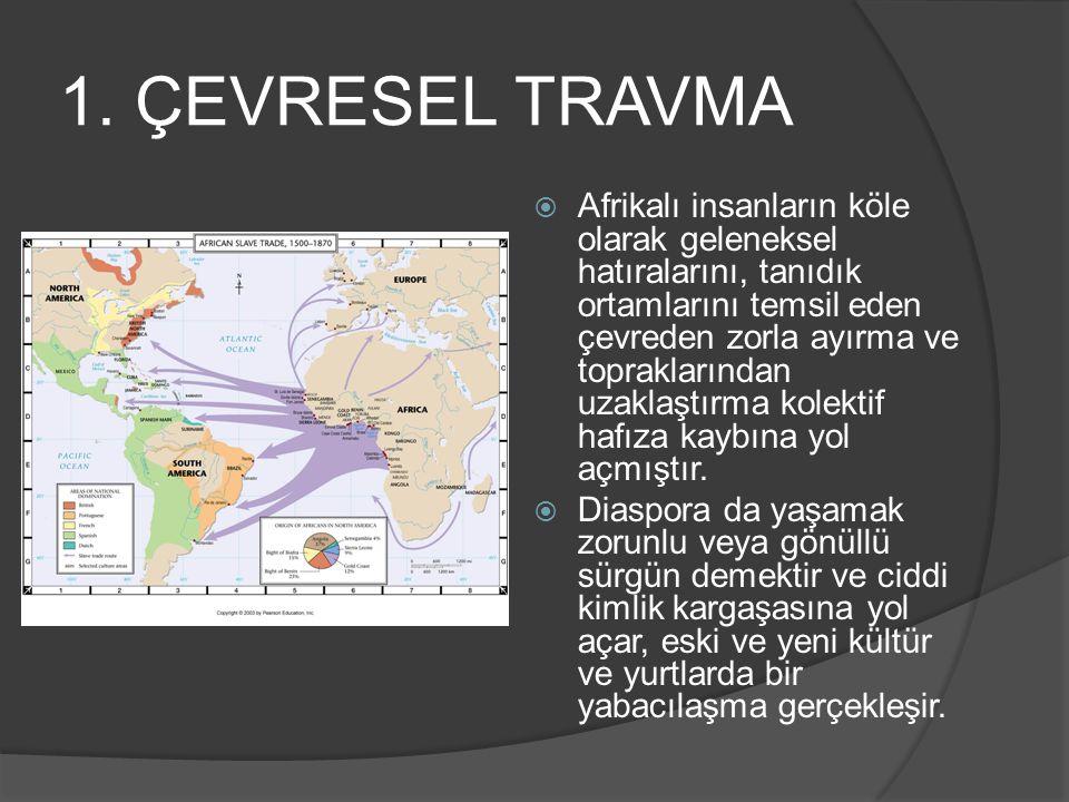 1. ÇEVRESEL TRAVMA
