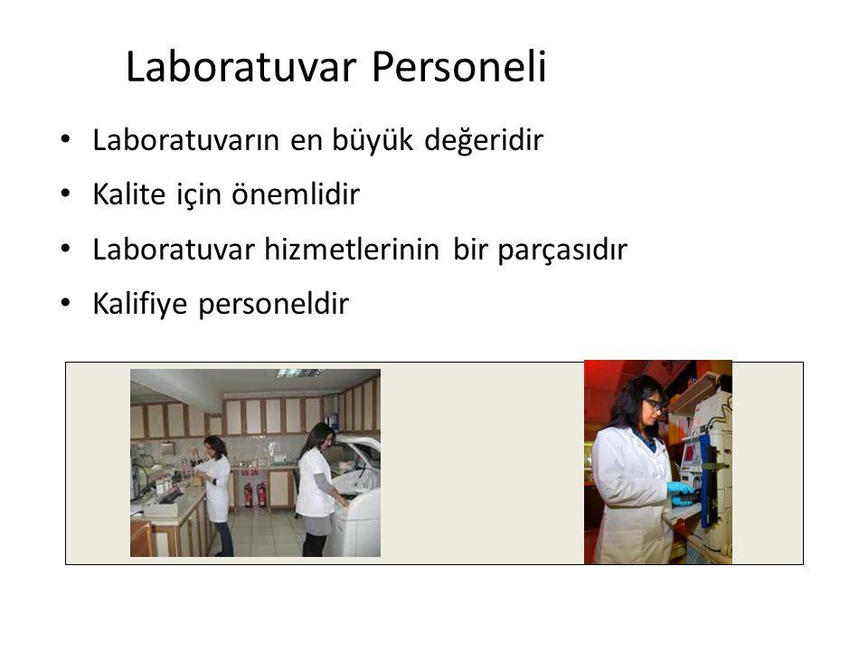 Laboratuvar Personeli