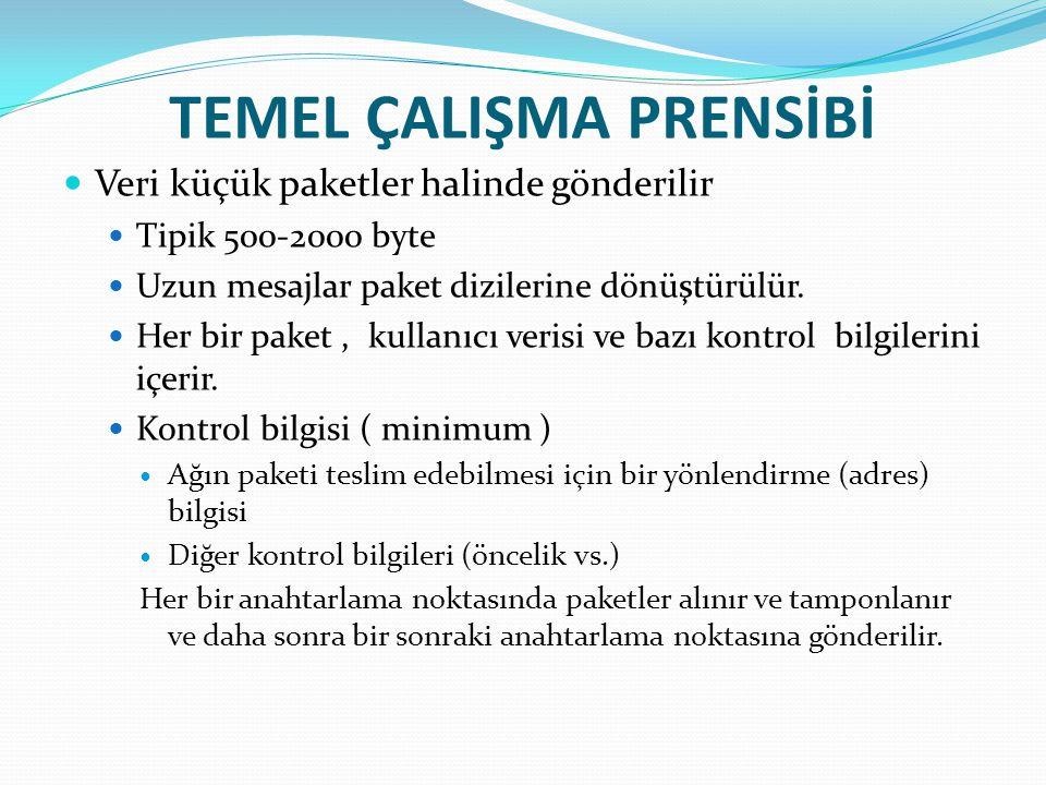 TEMEL ÇALIŞMA PRENSİBİ