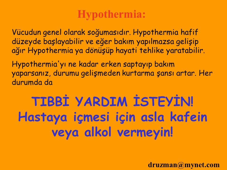 Hypothermia: