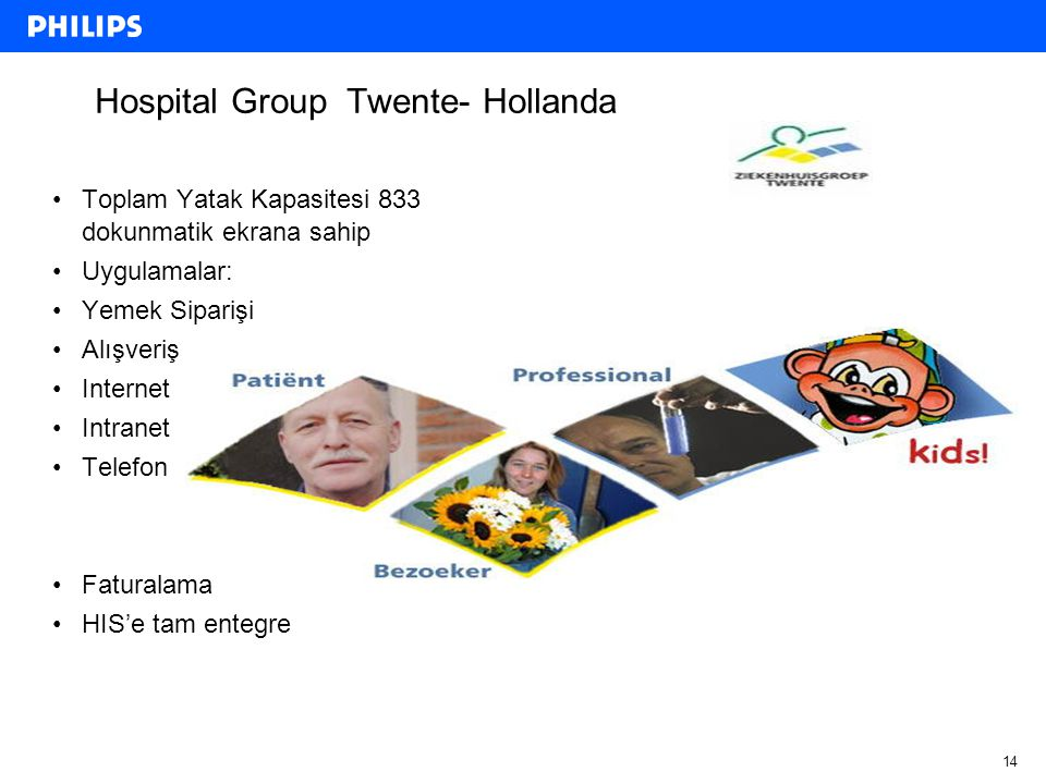 Hospital Group Twente- Hollanda