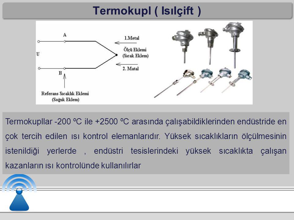 Termokupl ( Isılçift )