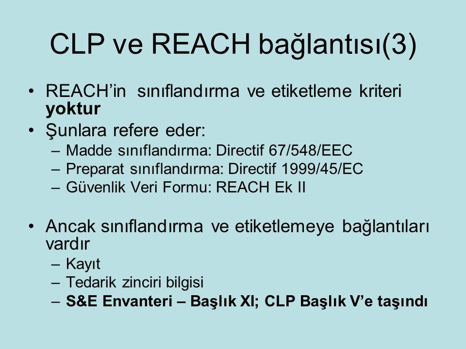 CLP ve REACH bağlantısı(3)