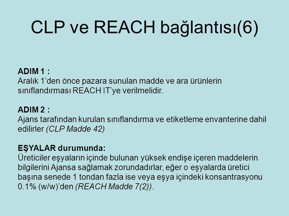 CLP ve REACH bağlantısı(6)