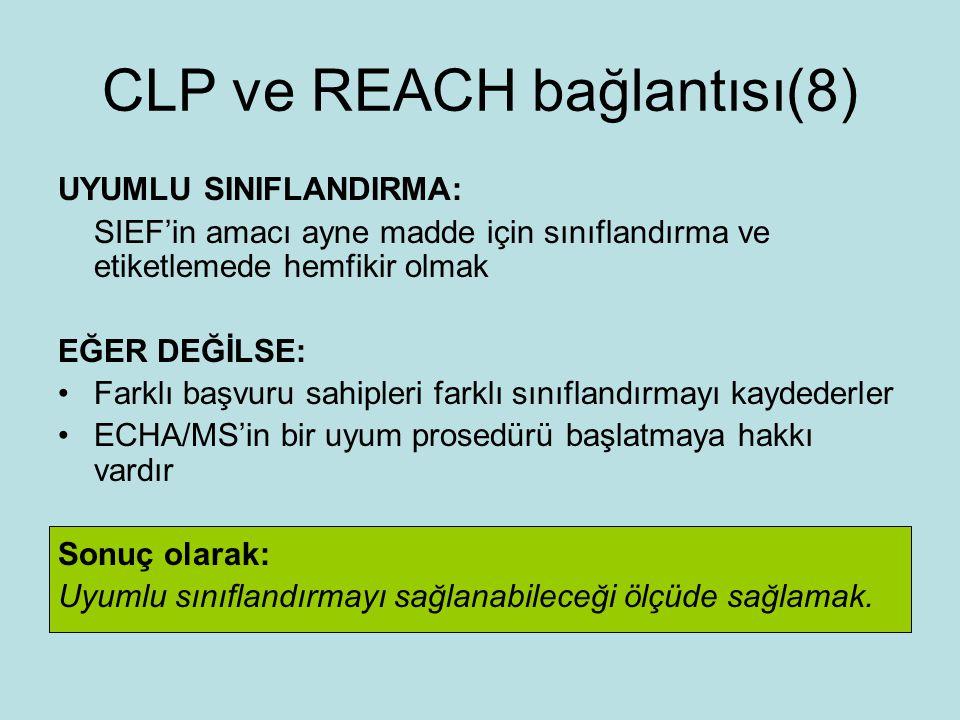 CLP ve REACH bağlantısı(8)