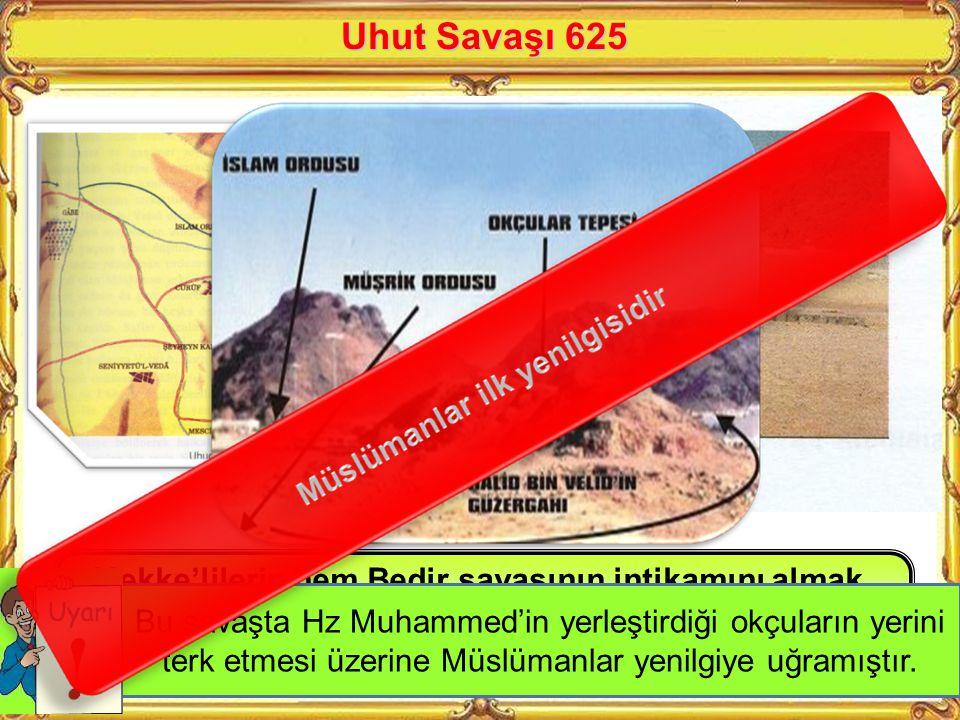 Uhut Savaşı 625
