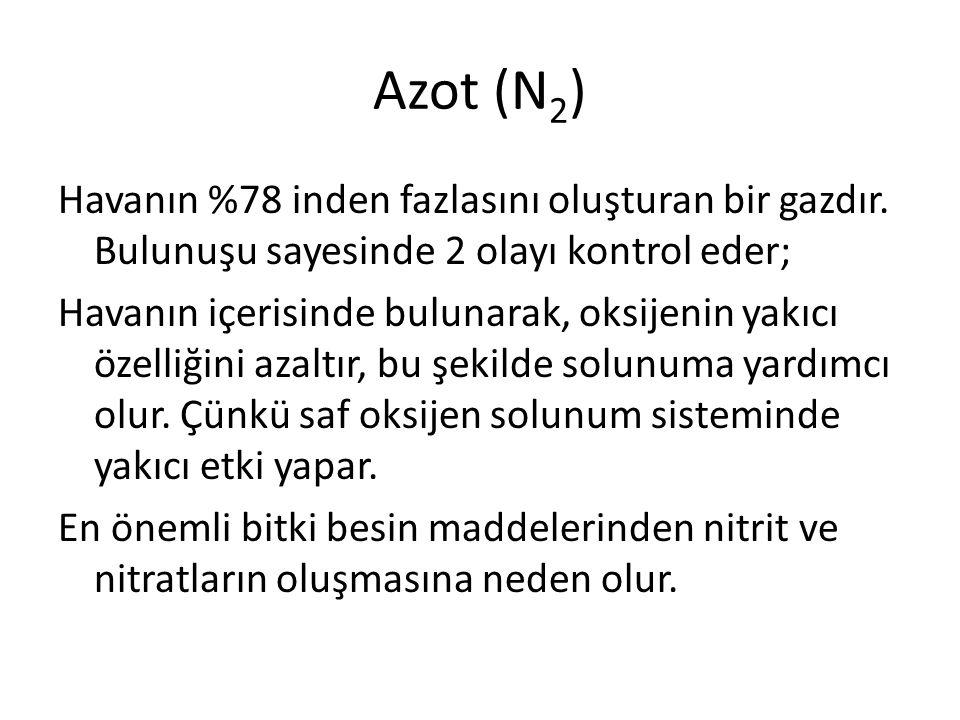 Azot (N2)